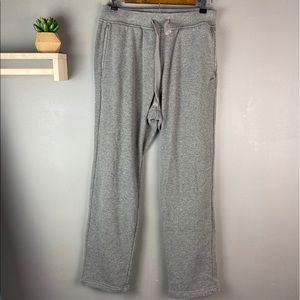 UGG gray sweatpants size medium